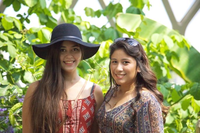 Patricia and Michelle 2