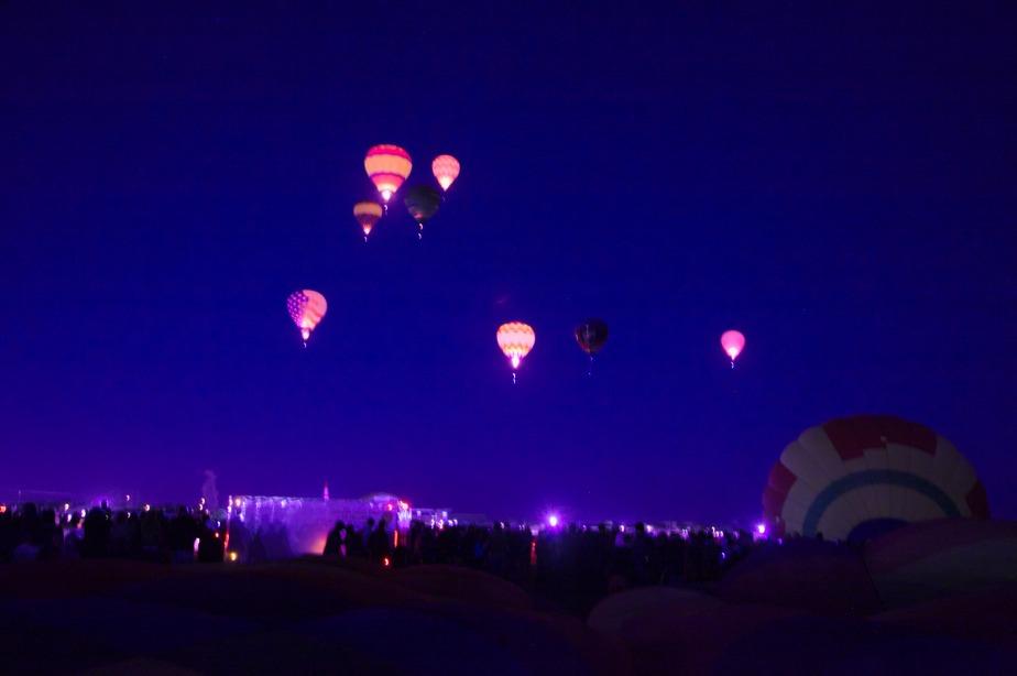 Balloon Fiesta!!!
